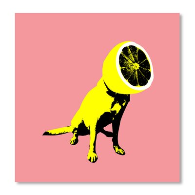 Americanflat Limon by Ali Gulec Graphic Art