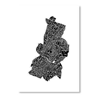 Americanflat Austin by Joe Brewton Typography in Black