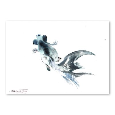Americanflat Moor by Suren Nersisyan Art Print in Grey