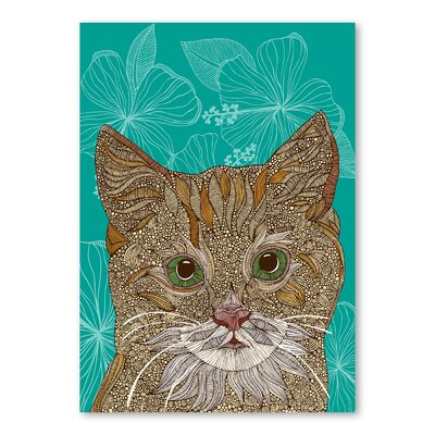 Americanflat Missy by Valentina Ramos Graphic Art Wrapped on Canvas