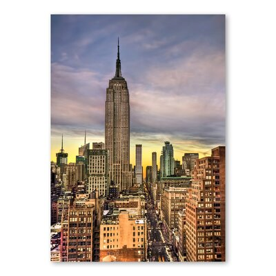 Americanflat Skyscraper by Lina Kremsdorf Photographic Print
