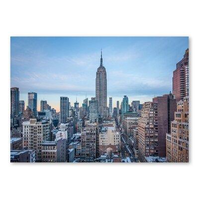 Americanflat Skyscraper II by Lina Kremsdorf Photographic Print