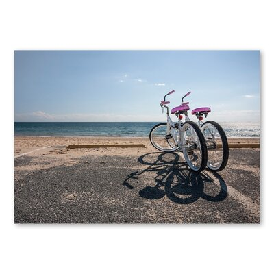 Americanflat Bicycles by Lina Kremsdorf Photographic Print