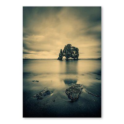 Americanflat Island by Lina Kremsdorf Photographic Print