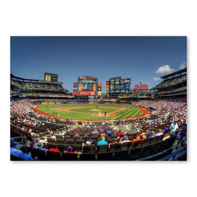 Americanflat Baseball Stadium by Lina Kremsdorf Photographic Print