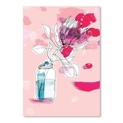 Americanflat Vast Flower Art Print