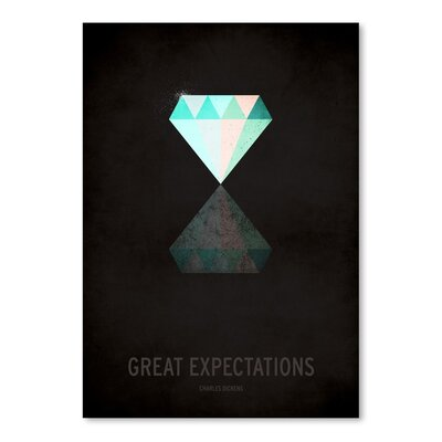 Americanflat Great Expectations Graphic Art
