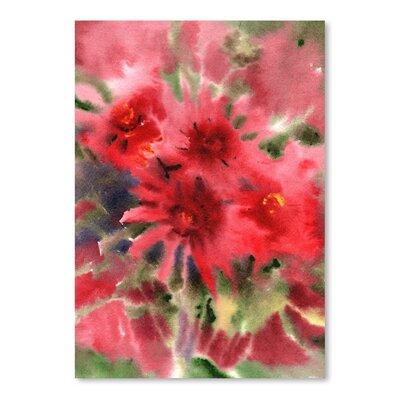 Americanflat Blanket Flowers 2 Art Print