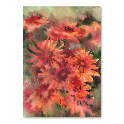 Americanflat Blanket Flowers 3 Art Print