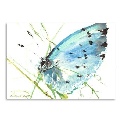 Americanflat Holly Blue Butterfly by Suren Nersisyan Art Print