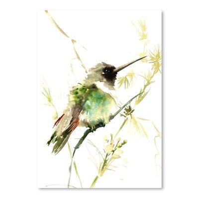 Americanflat Hummingbird 2 by Suren Nersisyan Art Print