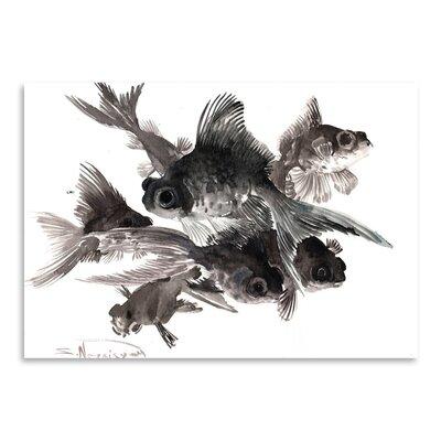 Americanflat Black Moor 4 by Suren Nersisyan Art Print