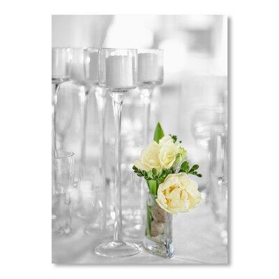 Americanflat Flower Photographic Print