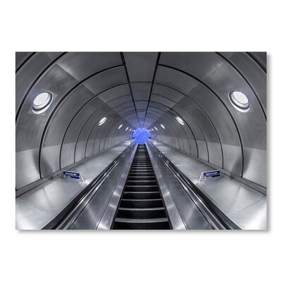 Americanflat Subway Photographic Print
