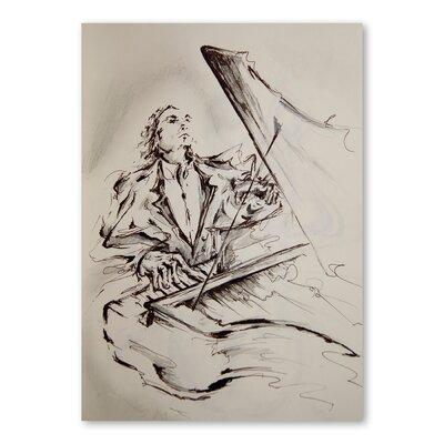 Americanflat Maestro Art Print