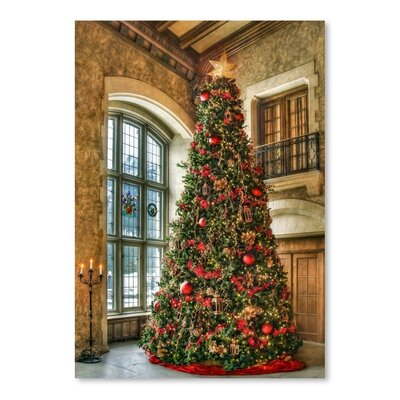 Americanflat Christmas Tree 2015 Photographic Print