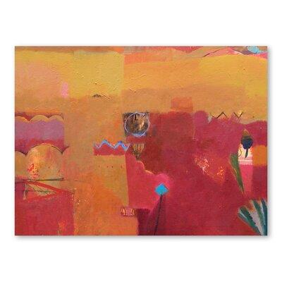 Americanflat Berber Shapes Art Print