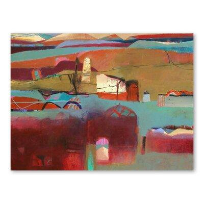 Americanflat Berber Village Art Print