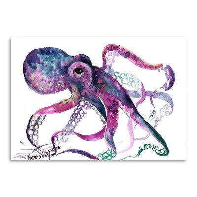Americanflat Octopus 4 by Suren Nersisyan Art Print