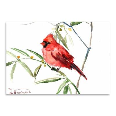 Americanflat Cardinal 2 Art Print