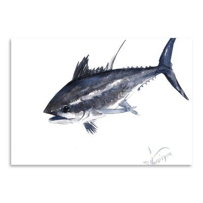 Americanflat Tuna Fish 2 Art Print