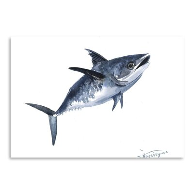 Americanflat Tuna Fish Art Print