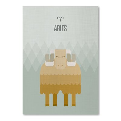 Americanflat Aries Graphic Art