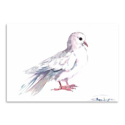 Americanflat Pigeon by Suren Nersisyan Art Print