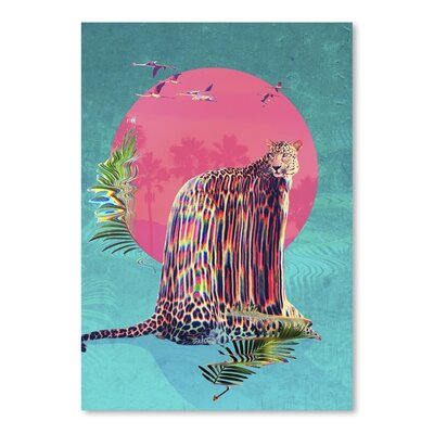 Americanflat Jaguar Graphic Art