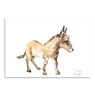 Americanflat Donkey by Suren Nersisyan Art Print