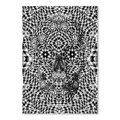 Americanflat Skull VII Graphic Art