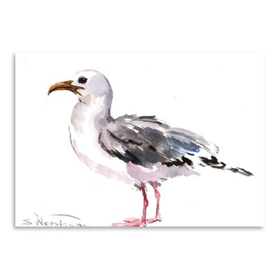 Americanflat Seagull Art Print