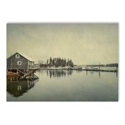 Americanflat House on Lake Photographic Print