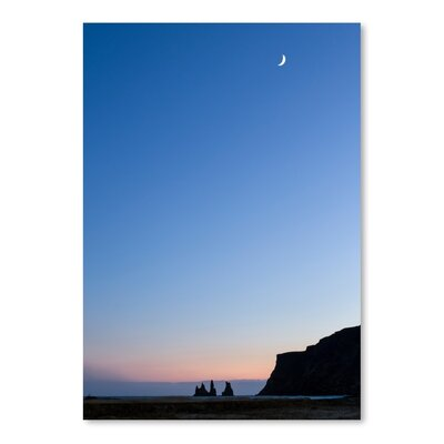 Americanflat Moon Photographic Print