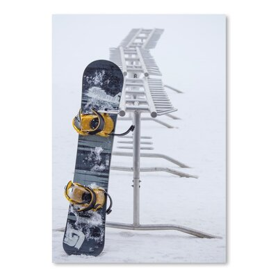 Americanflat Skate Board Photographic Print