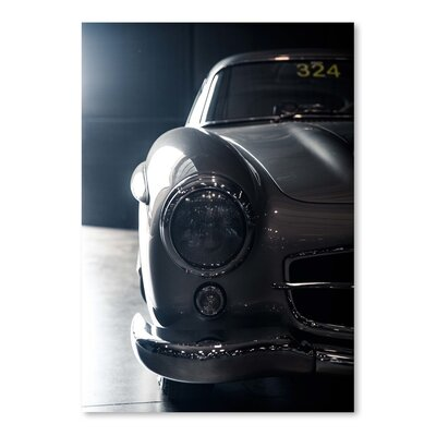 Americanflat Mercedes Photographic Print