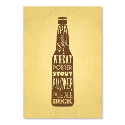 Americanflat Kitchen Bar Beer Vintage Advertisement