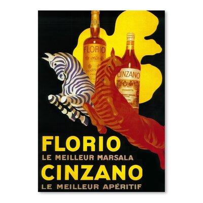 Americanflat Florio Vintage Advertisement