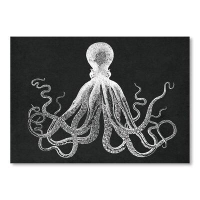 Americanflat Octopus Pepper Graphic Art