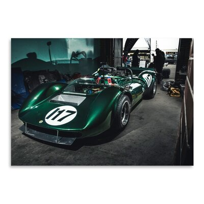Americanflat Green 117 Photographic Print