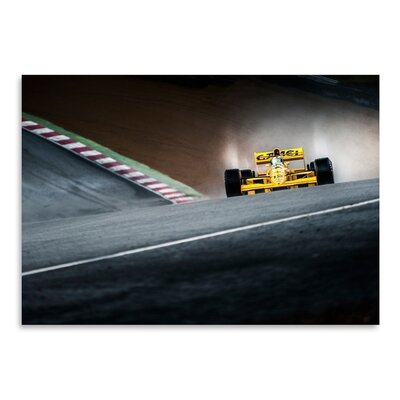 Americanflat F1 Photographic Print Wrapped on Canvas