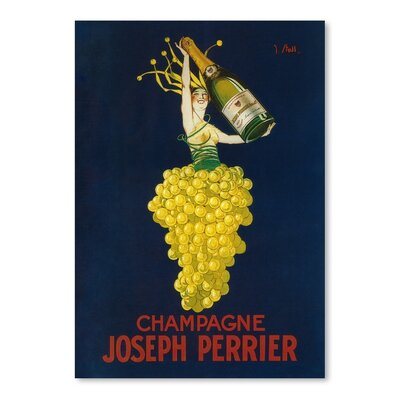 Americanflat Joseph Perrier Vintage Advertisement