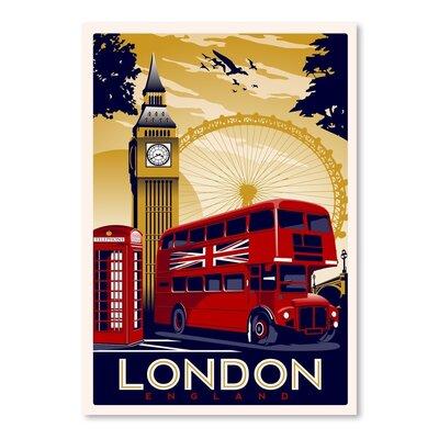 Americanflat London Vintage Advertisement