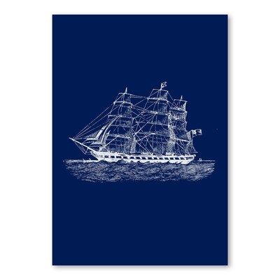 Americanflat Nautical Equipment 3 Graphic Art