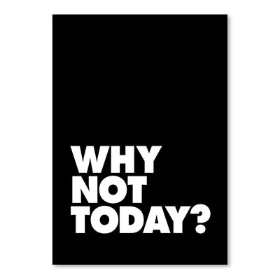 Americanflat Why Not Today Typography