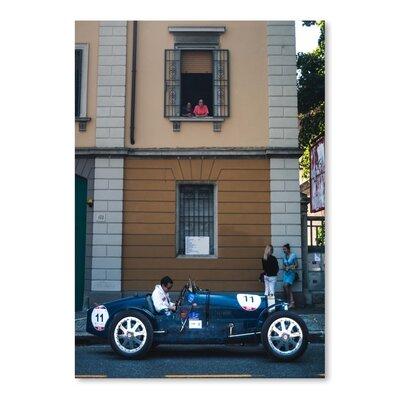 Americanflat Blue 11 Photographic Print