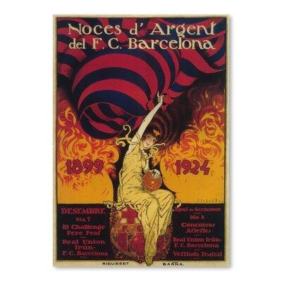 Americanflat Soces D'Argent Vintage Advertisement