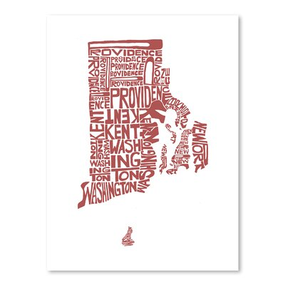 Americanflat Rhode Island 2015 Typography