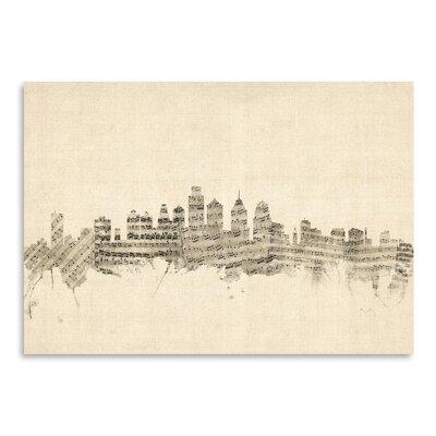 Americanflat Philadelphia Graphic Art