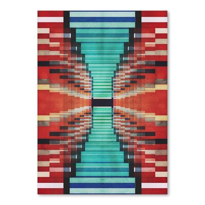 Americanflat The Different Kind Graphic Art Wrapped on Canvas